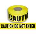 Barricade Tape - CAUTION DO NOT ENTER - 75mm x 100mtrs