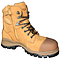 WHEAT NUBUCK LEATHER STEEL TOE CAP 992 Side Zip