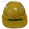 Area Warden Hard Hat