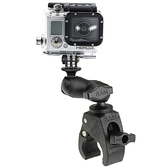 more on RAP-B-400-A-GOP1U  TOUGH CLAW SHORT ARM AND GOPRO BASE